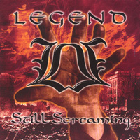 Legend - Still Screaming CD Cover Art