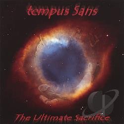 Tempus Sans - Ultimate Sacrifice CD Cover Art