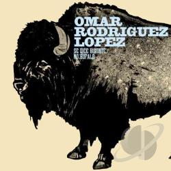 Rodriguez-Lopez, Omar - Se Dice Bisonte, No Bufalo CD Cover Art