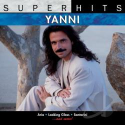 Yanni - Super Hits CD Cover Art
