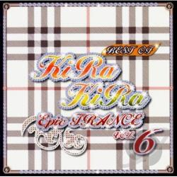 Best Of Kirakira Epic Trance - Best Of Kirakira Epic Trance Vol. 6 - Best Of Kirakira Epic Trance CD Cover Art