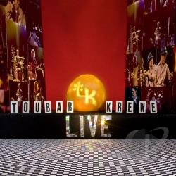 Toubab Krewe - Live at the Orange Peel CD Cover Art