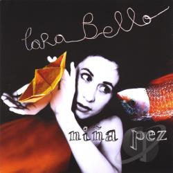 Lara Bello - Nina Pez CD Cover Art