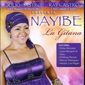 Nayibe - La Gitana CD Cover Art