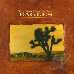 Eagles - Very Best of the Eagles CD Cover Art