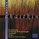 Chaitkin - Summersong: Music By David Chaitkin CD Cover Art