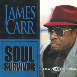 Carr, James - Soul Survivor CD Cover Art