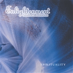 Enlightenment - Guided Meditation: Spirituality CD Cover Art