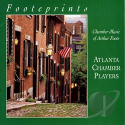 Foote, Arthur - Footeprints: Chamber Music of Arthur Foote CD Cover Art