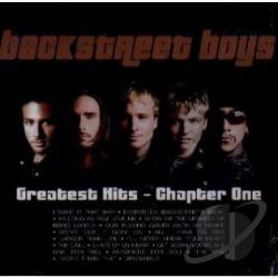 Backstreet Boys - Greatest Hits - Chapter One + 1 Bonus Track CD Cover Art