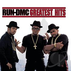 Run-DMC - Greatest Hits CD Cover Art