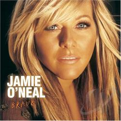 O'Neal, Jamie - Brave CD Cover Art