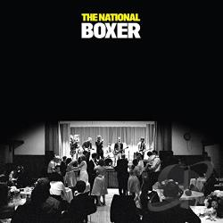 National - Boxer LP Cover Art
