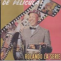 Laserie, Rolando - De Pelicula CD Cover Art