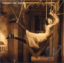Porcupine Tree - Signify CD Cover Art