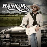 Williams, Hank, Jr. - 127 Rose Avenue CD Cover Art
