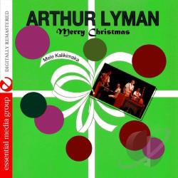 Lyman, Arthur - Merry Christmas CD Cover Art