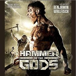 Wallfisch, Benjamin - Hammer Of The Gods CD Cover Art