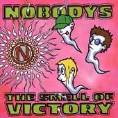 Nobodys - Smell of Victory CD Cover Art
