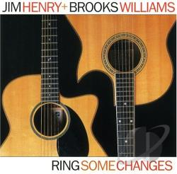 Henry, Jim - Ring Some Changes CD Cover Art