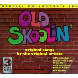 Old Skoolin' - Various-Box Set CD Cover Art