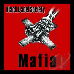 Wylde, Zakk - Mafia CD Cover Art