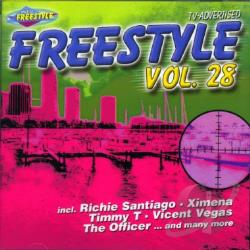 Freestyle 28 CD Cover Art