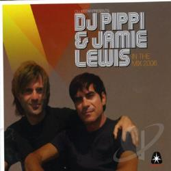 Pippi, DJ - In the Mix 2006 CD Cover Art