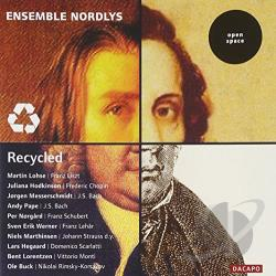 Ensemble Nordlys / Norgard / Pape - Recycled CD Cover Art