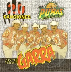 Los Pumas Del Norte - 20 Canciones Con Garra CD Cover Art
