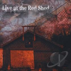 Moldenhauer, Tobias - Live At The Red Shed CD Cover Art