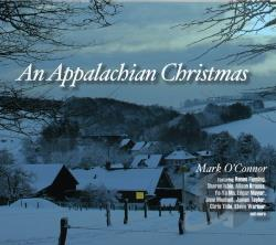 O'Connor, Mark - An Appalachian Christmas CD Cover Art