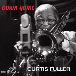 Fuller, Curtis - Down Home CD Cover Art