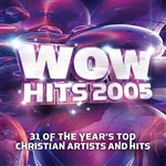 Wow Performers - Wow Hits 2005 DB Cover Art
