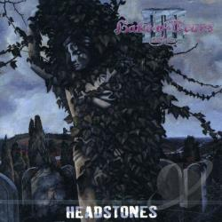 Lake Of Tears - Headstones CD Cover Art