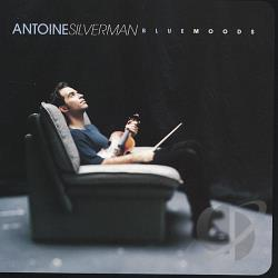 Silverman, Antoine - Blue Moods CD Cover Art