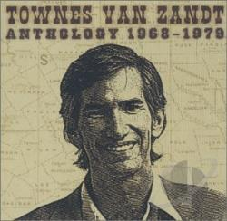 Van Zandt, Townes - Anthology 1968-1979 CD Cover Art