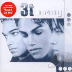 3 T - Identity CD Cover Art