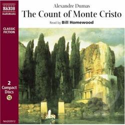 Dumas - Count Of Monte Christo CD Cover Art