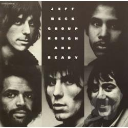 Beck, Jeff - Rough & Ready CD Cover Art
