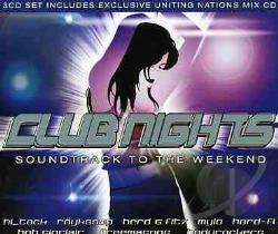 Club Nights - Club Nights CD Cover Art