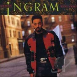 Ingram, James - It's Real CD Cover Art