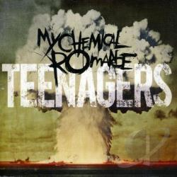 My Chemical Romance - Teenagers DS Cover Art