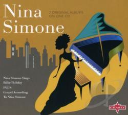 Nina simone sings billie holiday amp the gospel cd album
