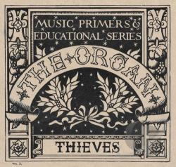 Organ - Thieves CD Cover Art