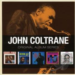 Coltrane, John - Original Album Series CD Cover Art