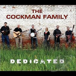 Cockman Family - Dedicated CD Cover Art