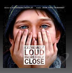 Desplat, Alexandre - Extremely Loud And Incredibly Close DB Cover Art