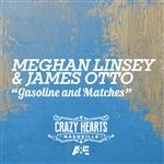 Meghan Linsey - Gasoline And Matches DB Cover Art