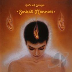 O'Connor, Sinead - Faith and Courage CD Cover Art